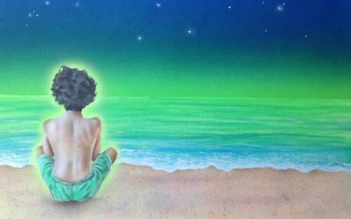 Green Glow by Peter Bartczak