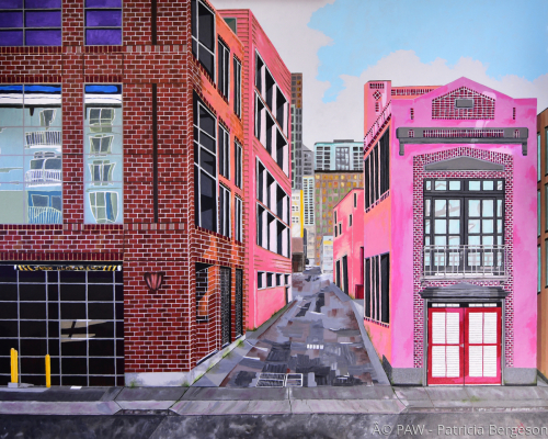 Any City by PattyPAW - Patricia Bergeson