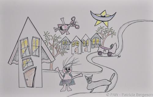 Super Heroes of the Neighborhood