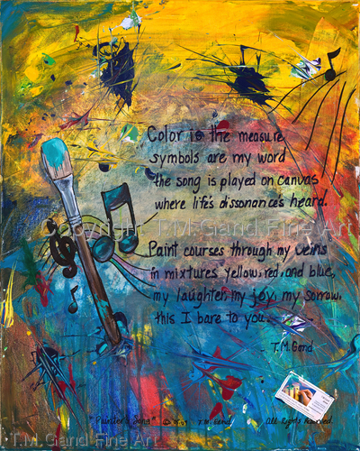 Painter's Song
