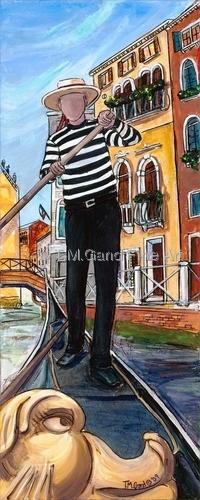 Igor by T.M.Gand Fine Art