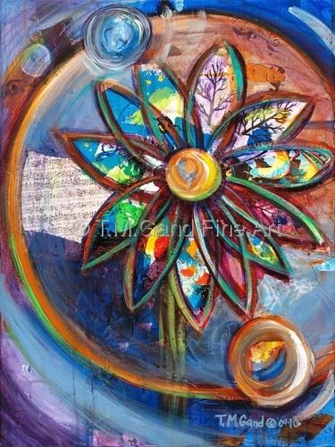 Pinwheels and Bubbles