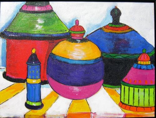 Turkish Pots (large view)