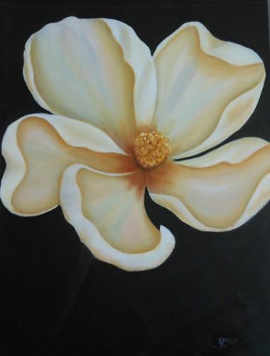 Creamy Magnolia