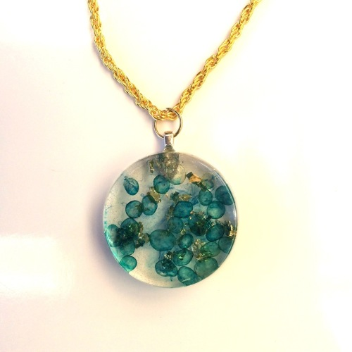 # 1 Resin Pendant A$25.00