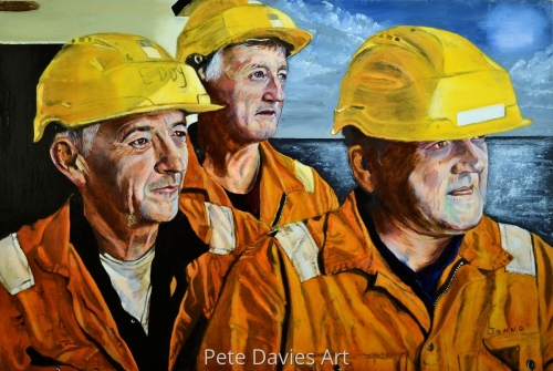 North Sea Deck Crew