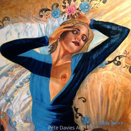 Confession by Pete Davies Art
