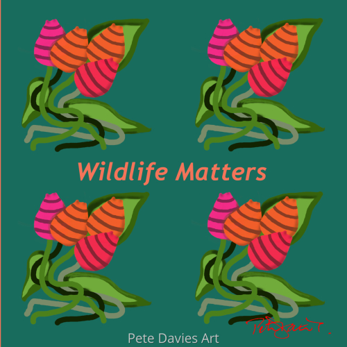 Wildlife Matters - Dark Green