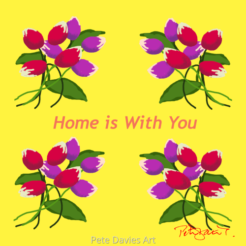 Home is with You - Yellow