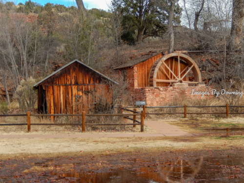 Old Mill at Sedona