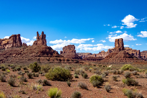 Valley of the Gods by Images By Downing