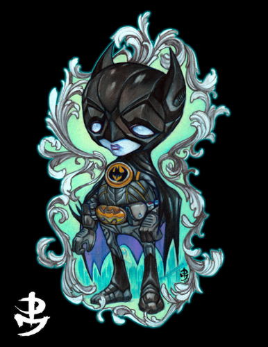 Little bats