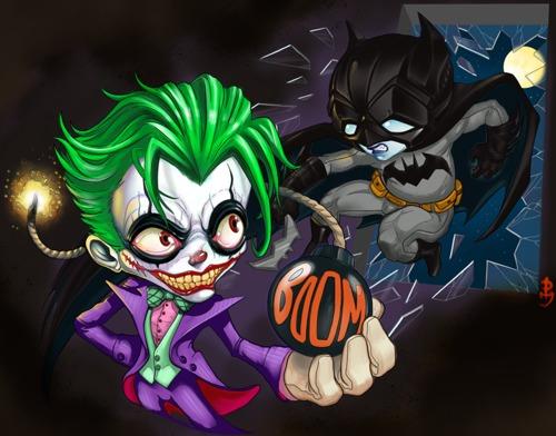 Bats and jokes
