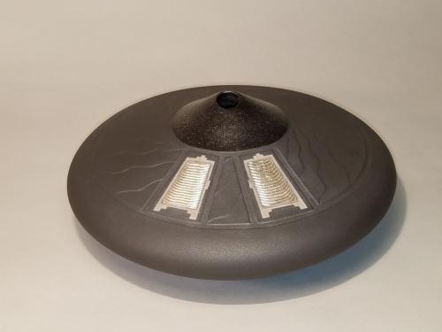 Matte finished Shifting Sands Shoulder Pot by PrestonDuwyenie.com