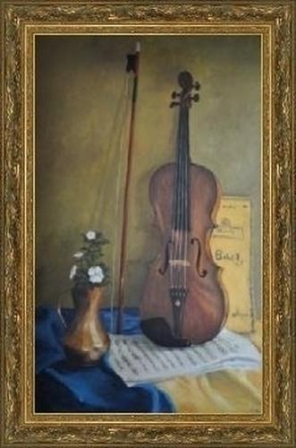 El Viejo Stradivarius de mi Padre