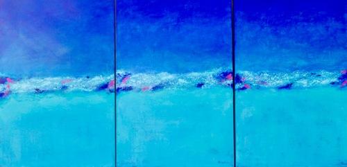 Blue Horizon I, II and III
