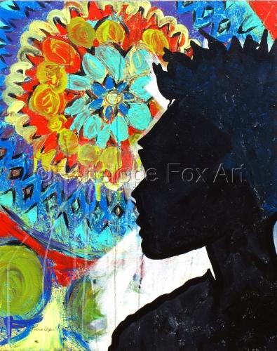 Shadow by Penelope Fox Art