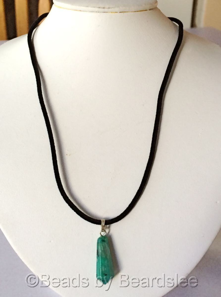 Jade Necklace (large view)
