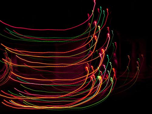 Streaked lights
