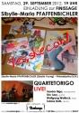 FINISSAGE SEPTEMER 29, Jazz Cafe BEBOP, VIENNA, AUSTRIA (thumbnail)