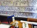 Scrolls of Live Drawings of the Human Body in Motion (thumbnail)