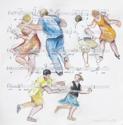 Lindy Hop, Rittenhouse Square, Philadelphia (thumbnail)