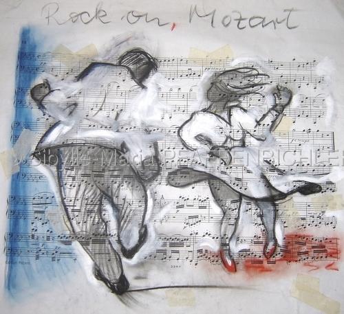 Rock on Mozart