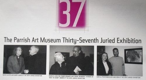 Parrish Art Museum Juried Exhibition (thumbnail)