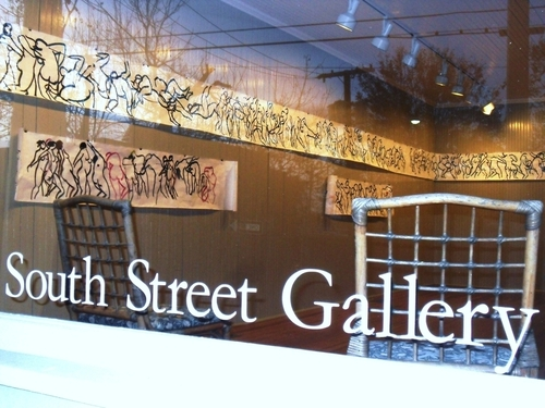 South Street Gallery Exhibition