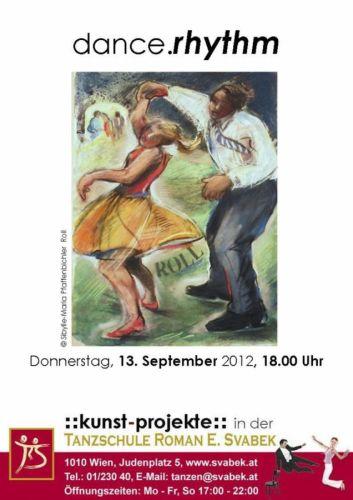 Exhibition Opera Dance School, Vienna, 2012