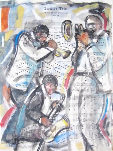 Zweites Trio /Second Trio