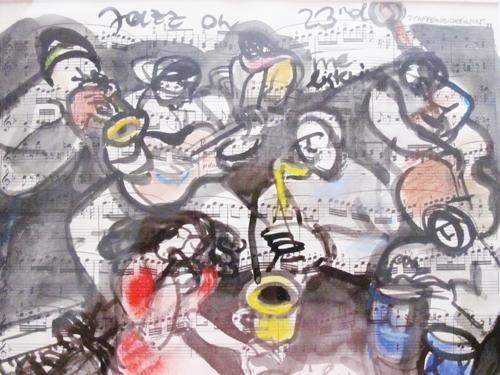 Jazz 23rd Street Cafe, Philadelphia