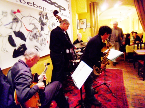 Bebop Jazz, Vienna, Austria