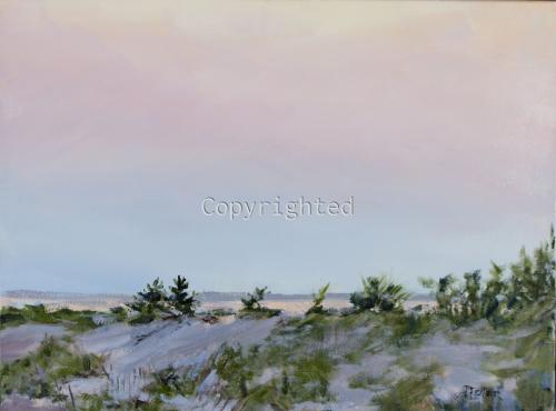 Cupsogue Beach Sundown