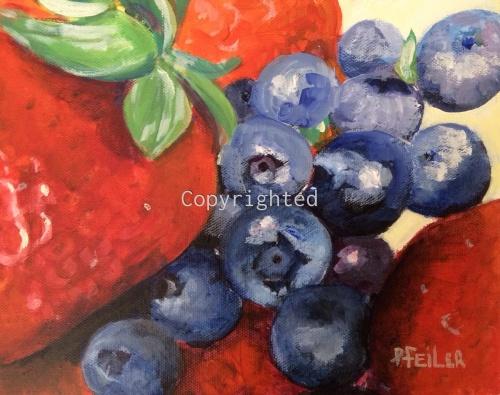Summer Berries 1
