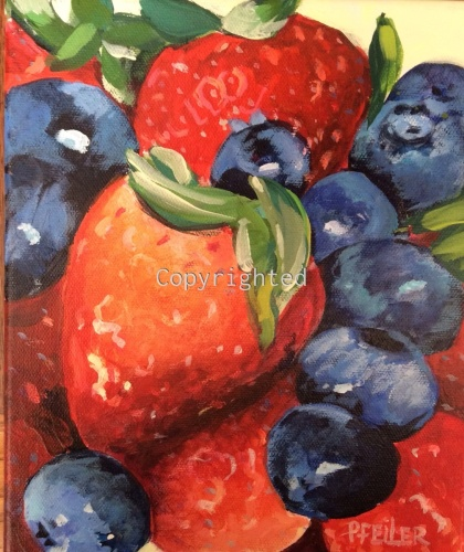 Summer Berries 2
