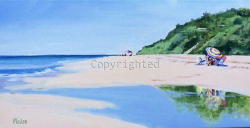 Bailie Beach Tide Pools