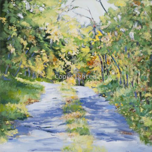 Sunlight on the Path, Aquebogue