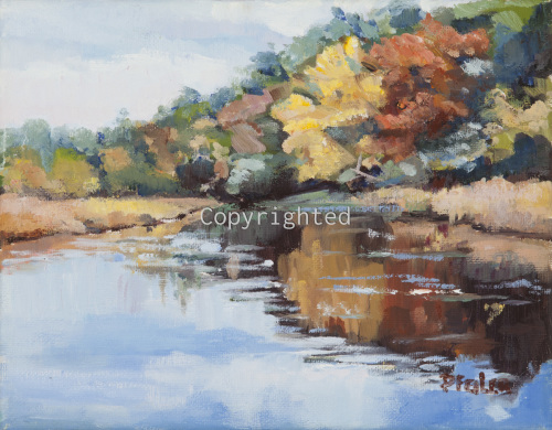 Fall on the North Fork