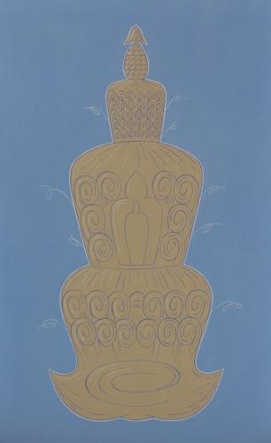 """""""Pagoda Hairdo 2"""""""
