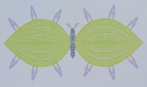 """Mughal Moth"""