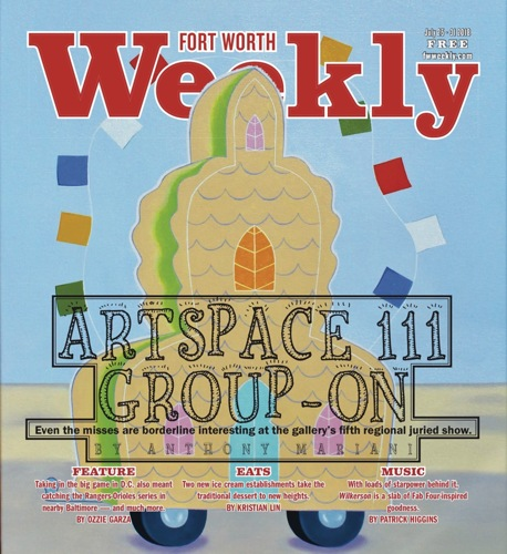 Cover and Feature Article, Fort Worth Weekly