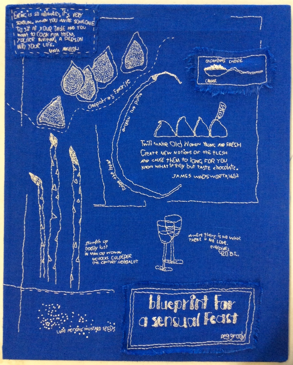 Blueprint for a sensual feast blueprint for a sensual feast malvernweather Images