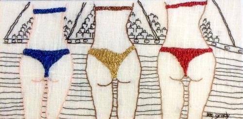 Showgirls by Peg Grady