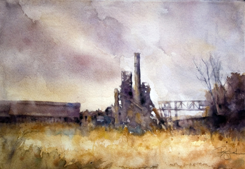 Carrie Furnace (large view)