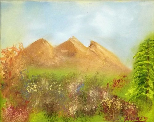 Mystic Mountain 1