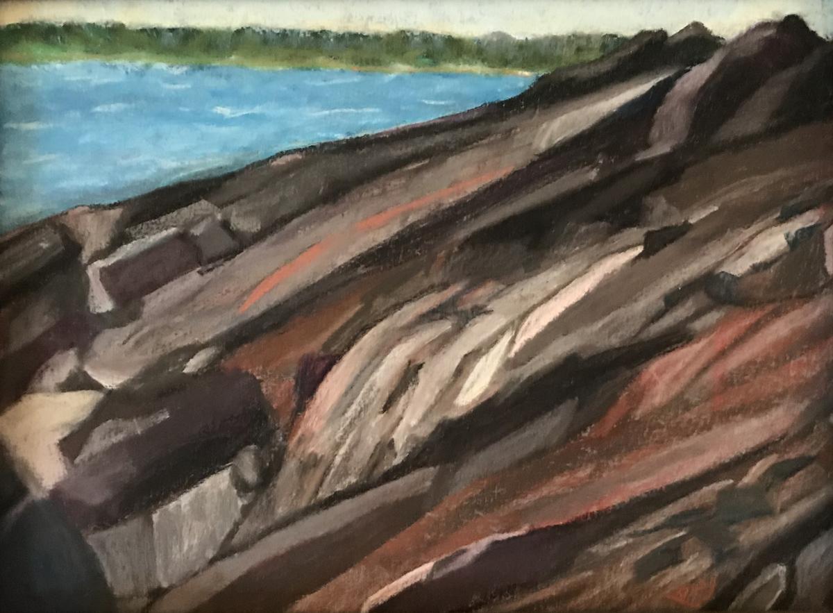 Cape Fourehras Nova Scotia (large view)