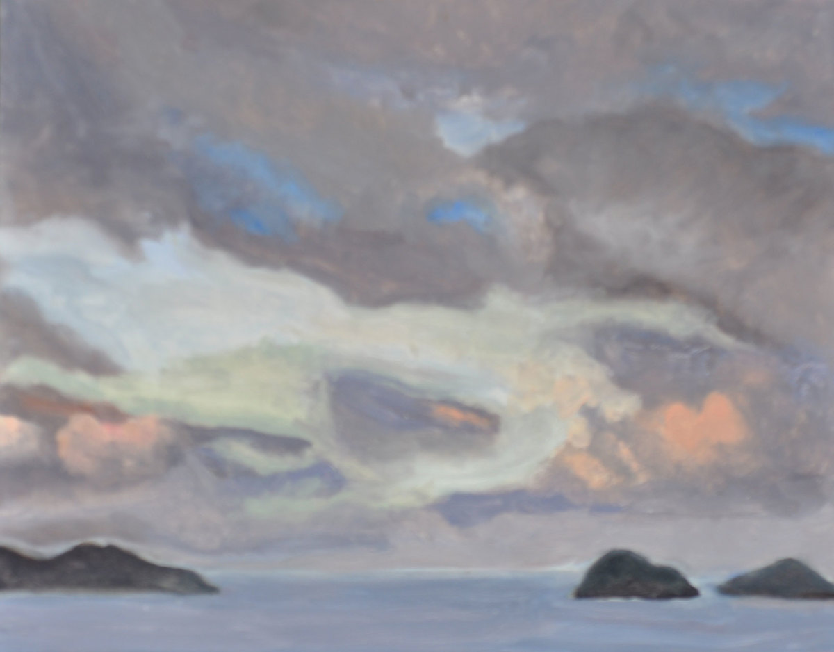 Storm over St. Barth (large view)