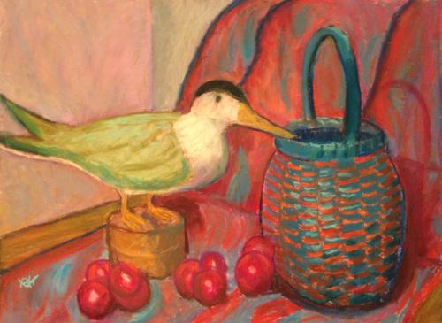 Bird and Basket