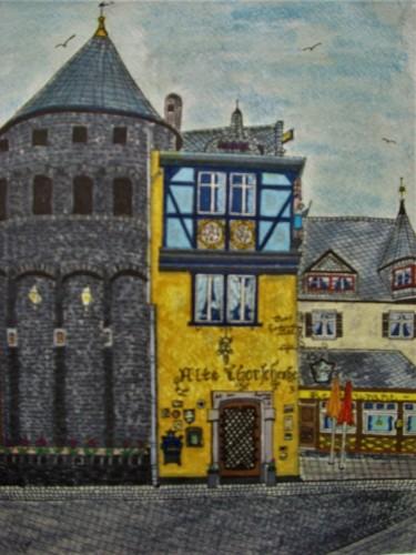 Alte Thorschenke Hotel, Cochem, Germany